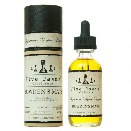 Five Pawns Bowden's Mate Likit  60mL